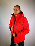 Красная мужская куртка, фото 9