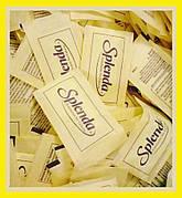 Замінник цукру Спленда (сукралоза) поштучно 100 стіків по 1 г