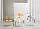 Барний стілець  Lisa SCAB h75см, фото 7