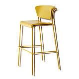 Барний стілець  Lisa SCAB h75см, фото 3