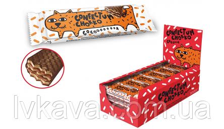 Шоколадные  вафли  Confectum Chokko , 34 гр, фото 2