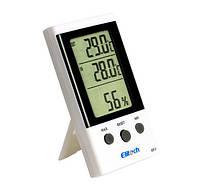 Термо-гигрометр Elitech DT-3 (Великобритания) ( -30°C... +50°C; 20%…99%) с термопарой 1.7 м (-50...+70°C), фото 1