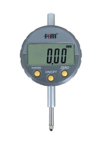 Индикатор цифровой KM-232-12.7 (12.7/0.01 мм) с ушком. С сертификатом о калибровке от производителя