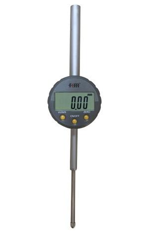 Индикатор цифровой KM-232L-50 (50/0.01 мм) с ушком. С сертификатом о калибровке от производителя