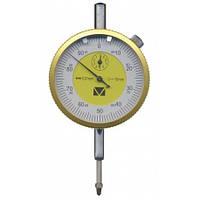 Индикатор часового типа Микротех ИЧ-5 0-5/0.01мм (КТ 1: ±0,014) Госреестр Украины №У3071-10, фото 1