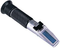 Портативный рефрактометр RHA - 100 ATC. Антифриз. С 3-мя шкалами: (Eyhylene,Propelene glycol, Battarey fluide)