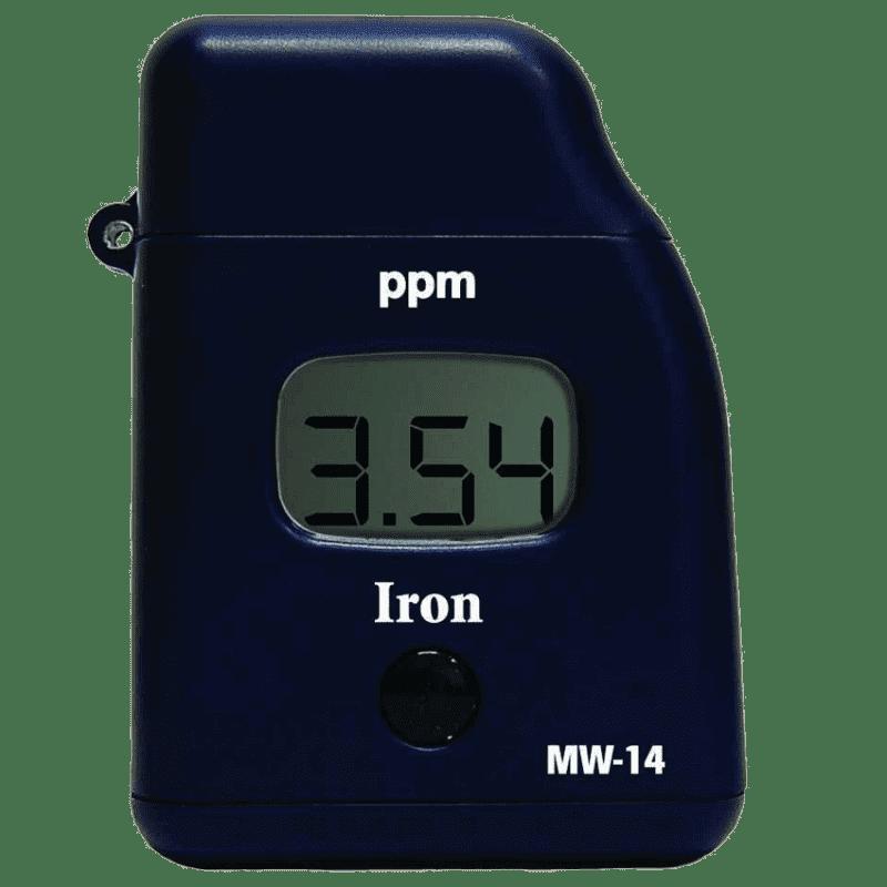 Фотометр Milwaukee MW14 для определения железа,США