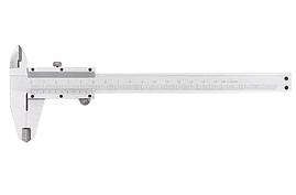 Штангенциркуль ШЦ-200 (0-200 мм; ±0,05 мм) с глубиномером