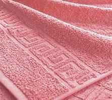 Рушник махровий Pink