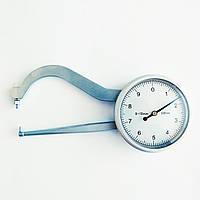 Толщиномер (стенкомер) индикаторный KM-422-104(0-10 мм;±0,01 мм)