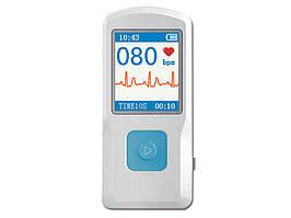 Аппарат ЭКГ GIMA PM 10 для записи сердечного ритма, одноканальный, мобильный, Италия