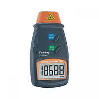 Лазерный бесконтактный тахометр Walcom DT-2234C+ (от 2,5 до 99999 об/мин)