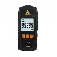 Бесконтактный лазерный тахометр BENETECH GM8905 (50-500 мм) (2.5-99999RPM) с запоминанием MAX, MIN, LAST, AVG