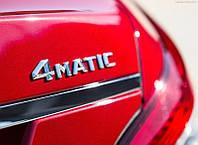 Эмблема надпись багажника Mercedes 4matic тип1, фото 1