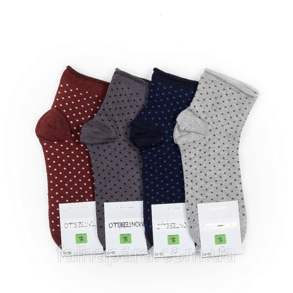 Медицинские женские носки без резинки Montebeloo