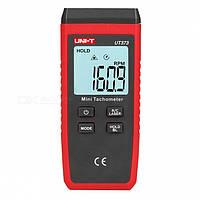 Лазерный бесконтактный тахометр UNI-T UT373 (50-200 мм) (10-99999 об/мин). Цена с НДС