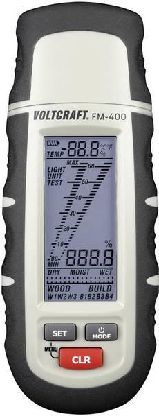 Влагомер контактный Voltcraft FM-400 (0-60%; -40...+70°C). Германия