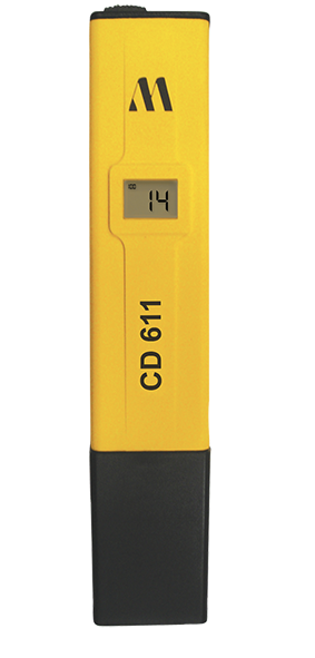 Кондуктометр (EC-метр) Milwaukee CD611 (0 - 20000 μS/cm) ,США
