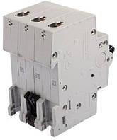 Автоматичний вимикач 40А, 3 полюси, тип B, ABB SH203-B40, фото 2