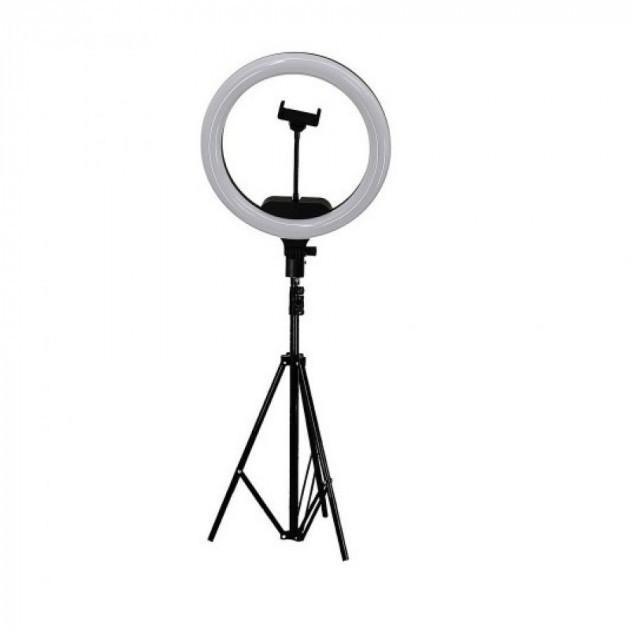 Кольцевая лампа 35 см со штативом 2 метра