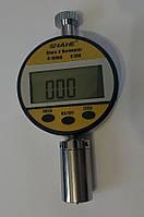 Цифровий твердомір ( дюрометр ) Шора А модель 5612А, шкала HA 0-100