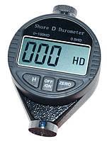 Цифровой твердомер ( дюрометр ) Шора модель 5610D, шкала 0 - 100, фото 1
