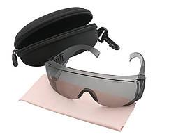 Очки защитные LSG-4 оправа 8 для лазера СО2 10600nm. O.D. 6+ (медицинского и промышленного), Ю. Корея