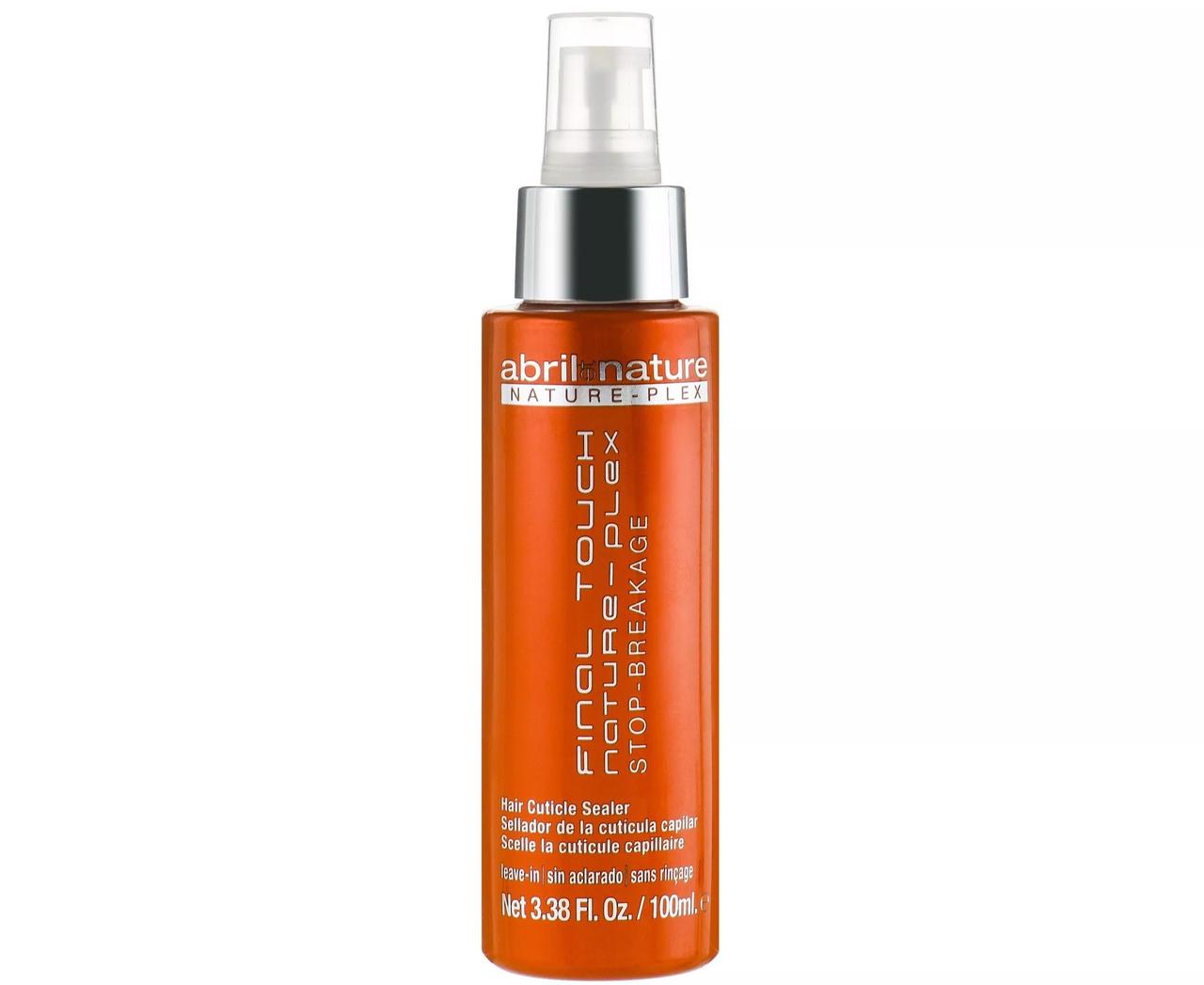 Сироватка для відновлення та захисту волосся Abril Et Nature Nature-Plex Final Touch Stop-Breakage Serum 100 мл