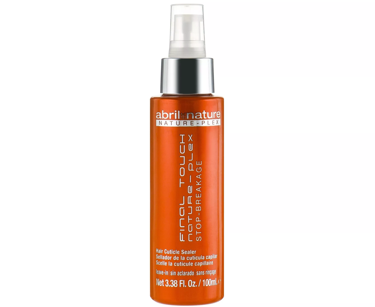 Сыворотка для восстановления и защиты волос Abril Et Nature Nature-Plex Final Touch Stop-Breakage Serum 100 мл