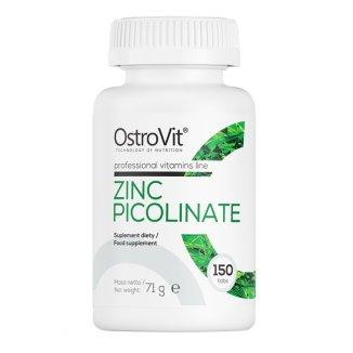 OstroVit  Пиколинат цинка, цинк 15 мг, 150 таб