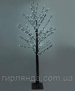 Дерево вуличне 1,5 м, білий