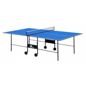 Теннисный стол GSI-Sport Athletic Light Cиний Gk-2