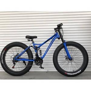 """Велосипед фэтбайк Top Rider Fat Bike 26"""" (Сталь)"""