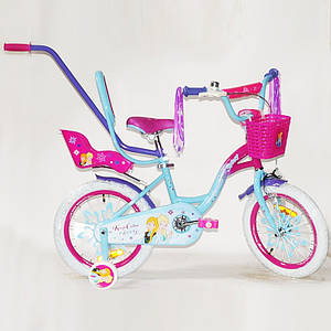 """Детский велосипед Princess-2 1 16"""""""