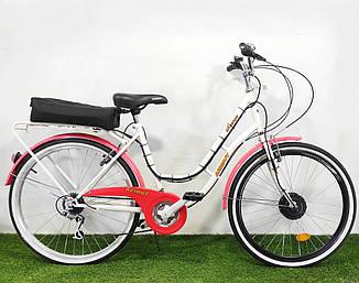 """Электровелосипед Azimut Avenue 26"""" 350W 24V"""