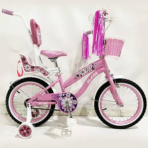 """Детский велосипед Flower Rueda 16"""""""