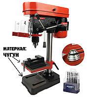 Сверлильный станок START PRO SBD-1800 ВАТ +Тиски,ПАТРОН 16ММ.Чугунная основа