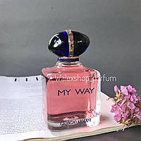 Духи Женские Giorgio Armani My Way (Tester) 90 ml Джорджио Армани Май Вей (Тестер) 90 мл