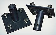 Полуось (ступица) Pubert короткая ТМ АгроМир ( Ø25.5, L=90)