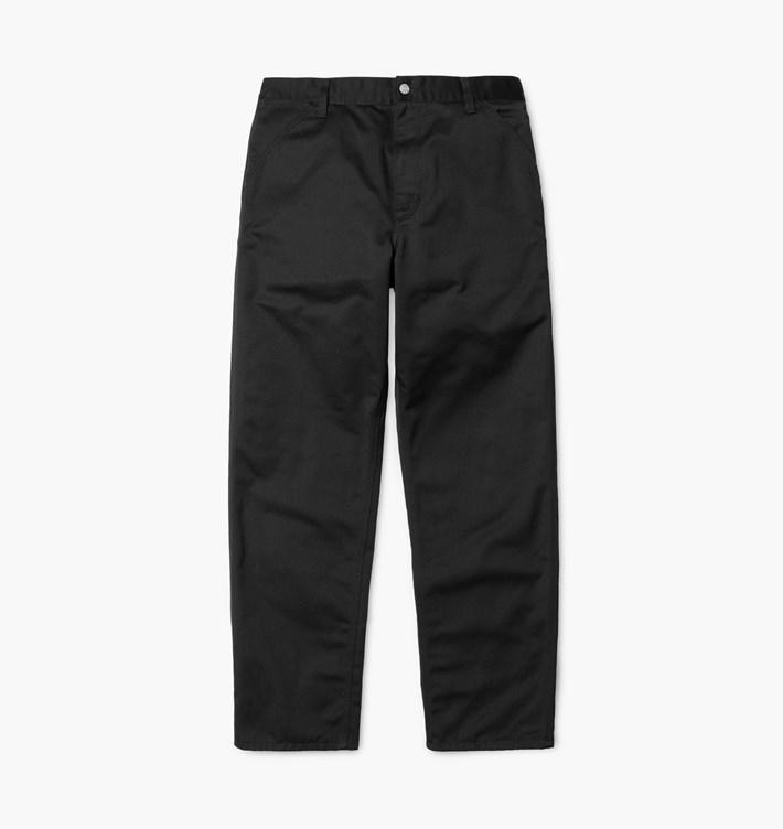Мужские джинсы D9086 черные