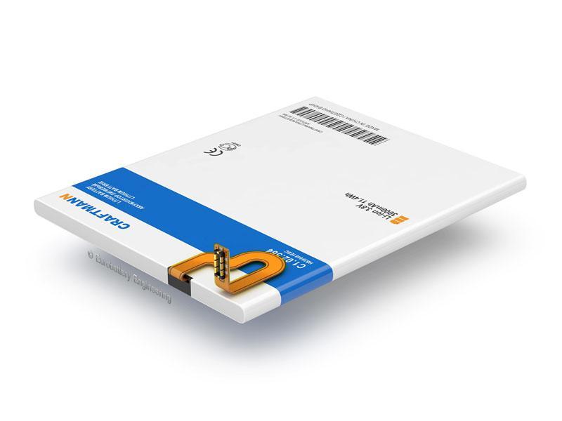 Аккумулятор Craftmann для Huawei Ascend G7 Plus (ёмкость 3000mAh)