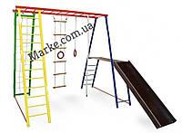Детский спортивный комплекс Дисней Плюс размером 130+40*127*145см (ДхШхВ) ( спортивний комплекс ), фото 1