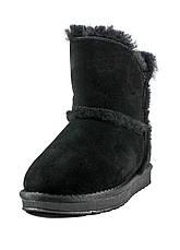 Угги женские Lonza 8003-28B черные (36), фото 3