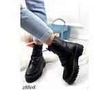 Ботинки зима на тракторной подошве, фото 4