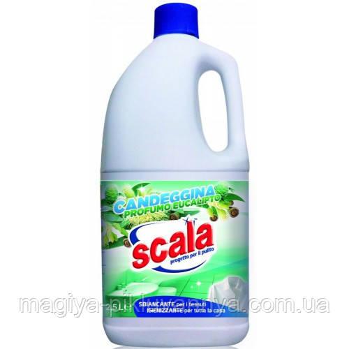 Отбеливатель с ароматом эвкалипта SCALA Candeggina Eucalipto 2,5 л, арт. 501112