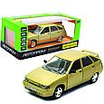 Автомодель металлическая коллекционная Автопром (1:22) ВАЗ-2112 со световыми и звуковыми эффектами (3 цвета), фото 2