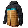 Оригинальная зимння мужская куртка New Balance Athletics Terrain Insulated 78 (MJ03524WWK)