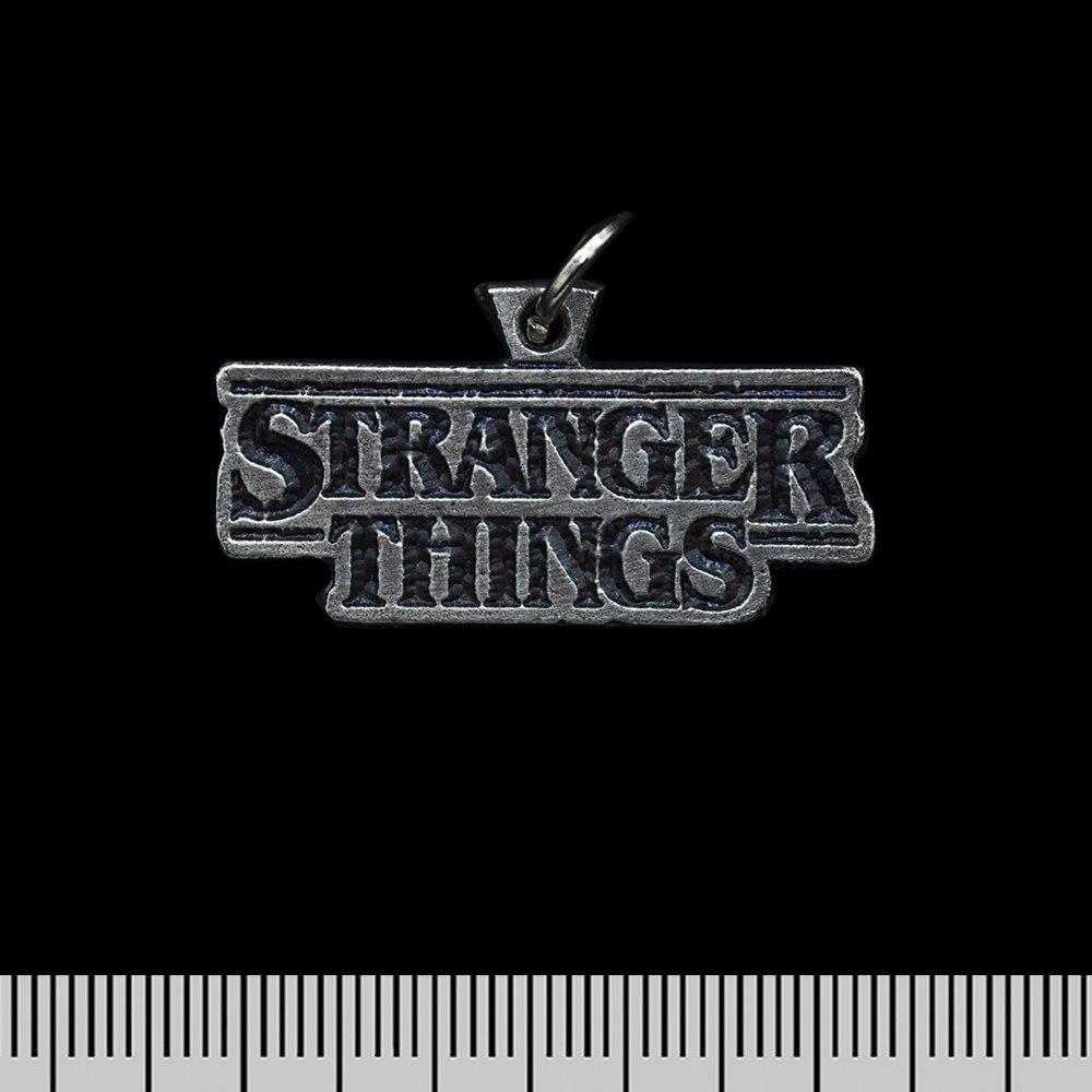 "Кулон Stranger Things ""Friends Don`t Lie"""