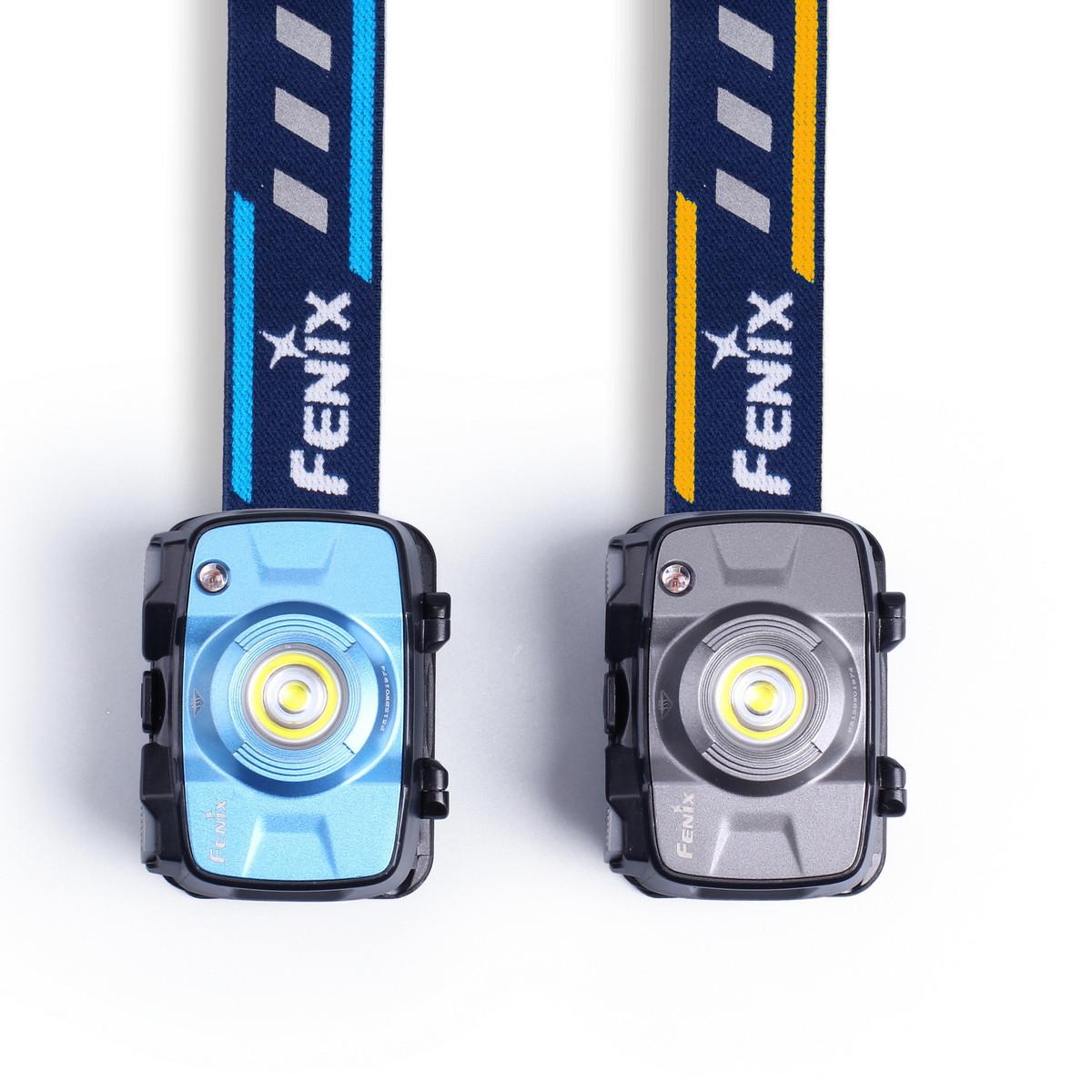Ліхтар налобний Fenix HL30 2018 Cree XP-G3 сірий