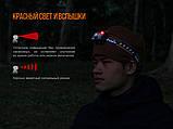 Ліхтар налобний Fenix HL30 2018 Cree XP-G3 сірий, фото 7